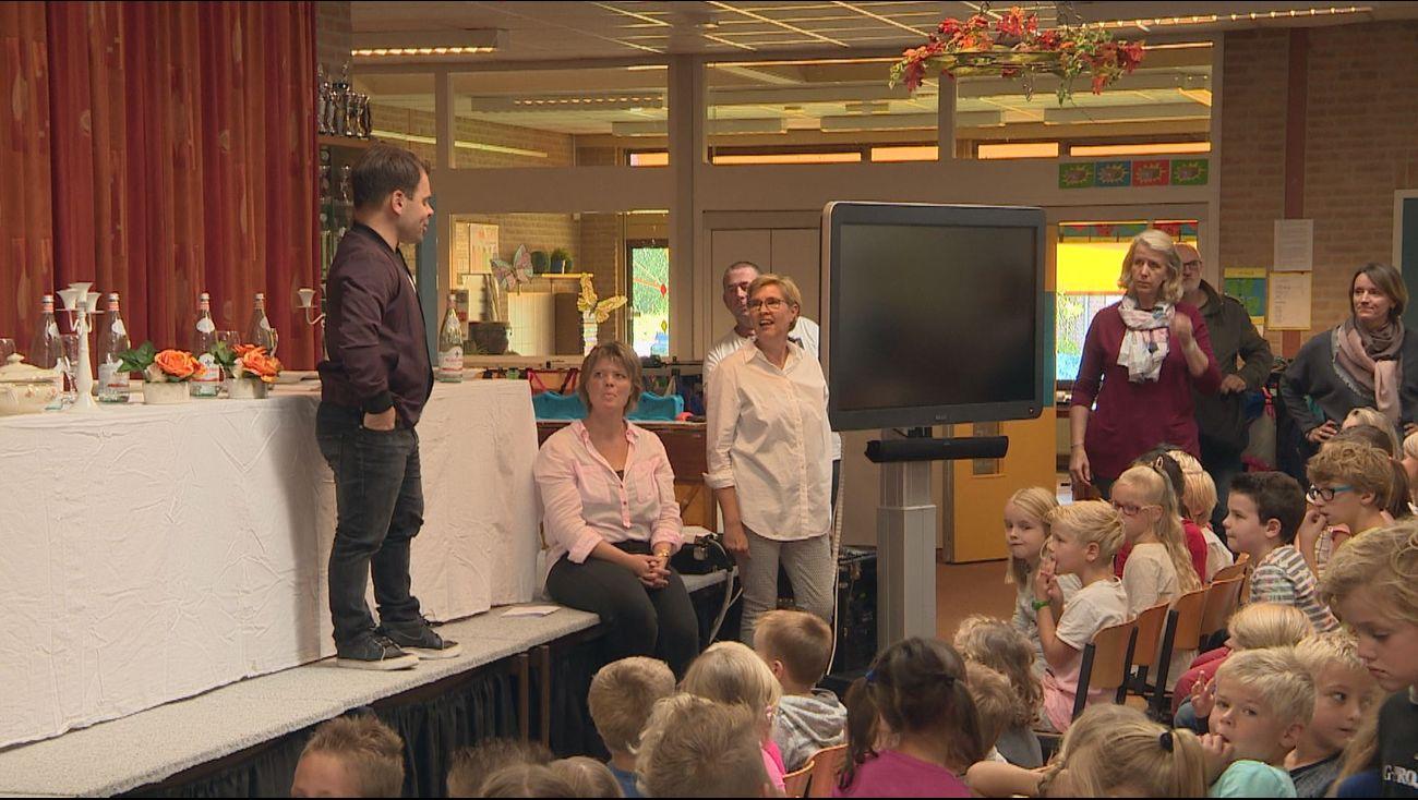 Omroep Flevoland Nieuws Kinderen Maken Servies Muziek Met