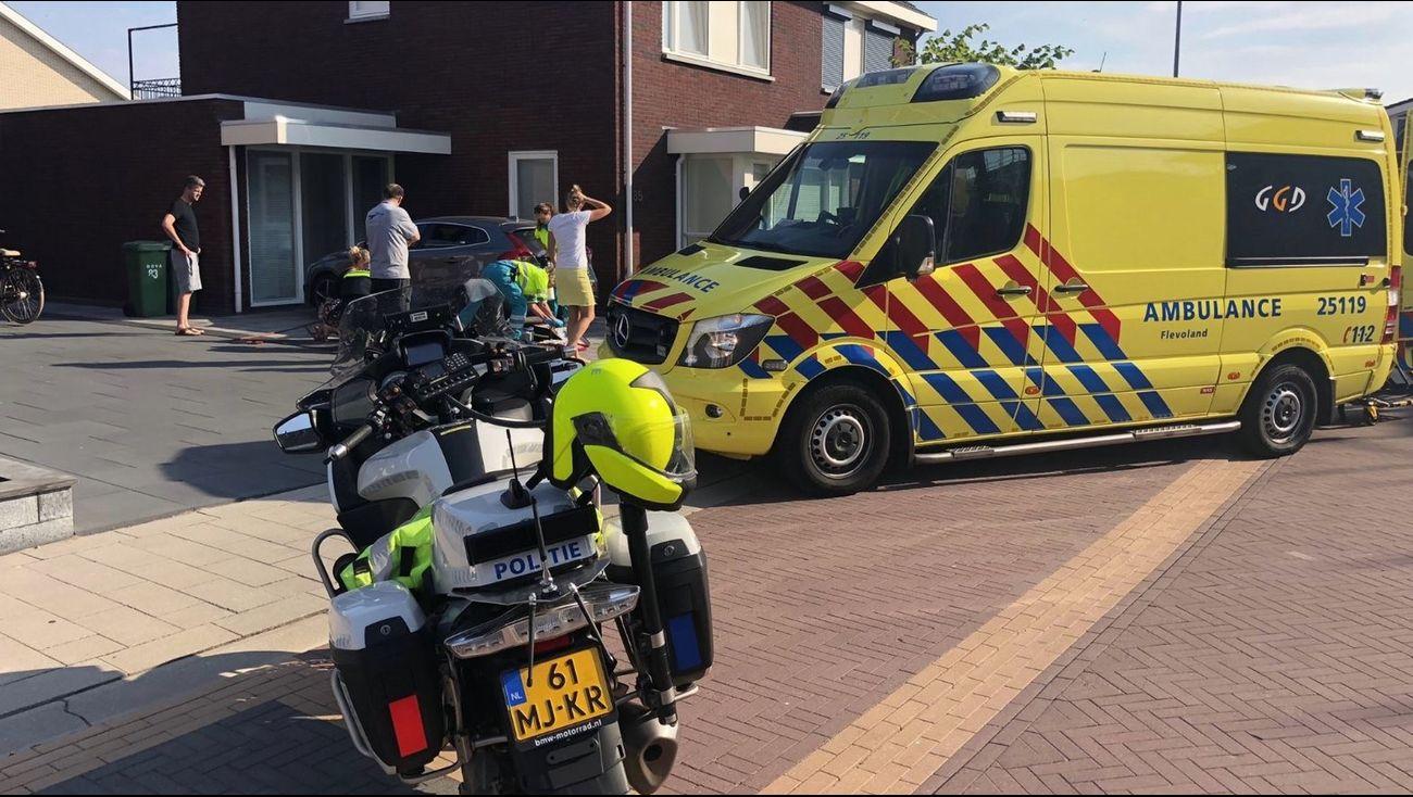 Omroep Flevoland Nieuws Meisje 6 Zwaargewond Na Aanrijding