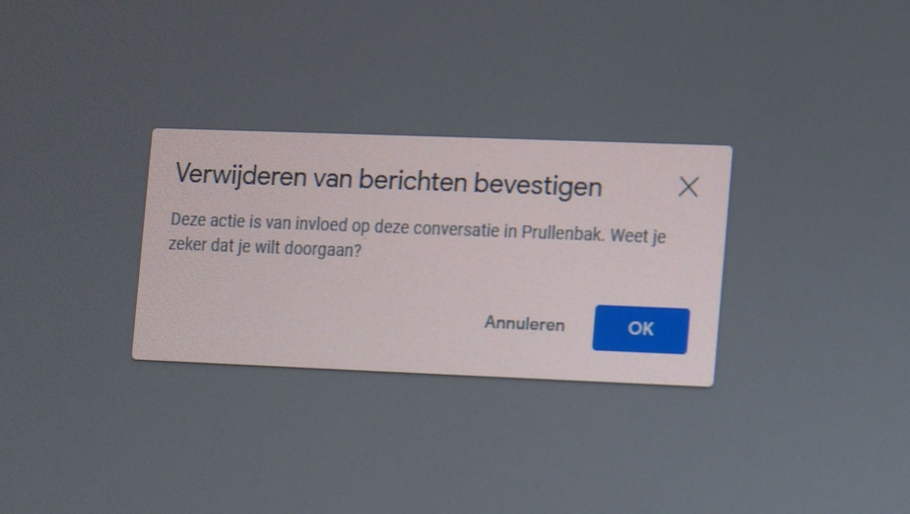 Nieuws - College: mailboxen niet gewist maar 'niet bereikbaar' - Omroep Flevoland